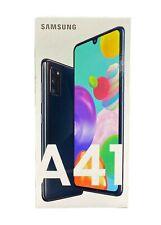Samsung Galaxy A41 Smartphone Schwarz 64gb Dual SIM 3500 mAh Android 10 Handy