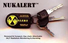 Nuke Alert Personal Radiation Detector & Alarm - Safety On 24/7 (Nos)