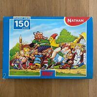 Puzzle Maxi 150 Pièces ❤️ ASTERIX - Retour au Village - Nathan