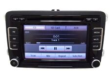 07-15  VW TOUCH SCREEN Radio Cd Golf Jetta Eos Gti Passat 10 Beetle 1K0035180AD