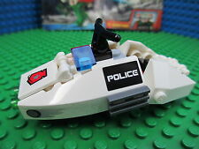 Lego Space Police Speeder Bike with Instructions NO MINIFIGURES Hover Car 5969