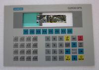 Membrane Keypad For  Siemens COROS OP15 OP15-C1 6AV3515-1MA20-1AA0 Key Button