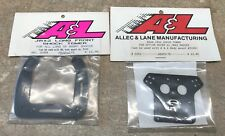 Factory Works Vtg A&L Losi Tall JRX2 JRXT Graphite Shock Tower Set SPECIAL BUY