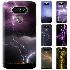 Dessana Flashes TPU Silicone Protective Cover Phone Case Cover For LG