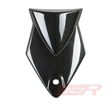 BMW S1000RR S1000R Rear Seat Tail Section Replacement Cover Twill Carbon Fiber