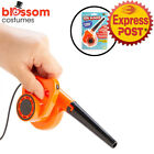 NG34 World's Smallest Mini Desktop Crump Blower USB Desk Funny Gift Office Home