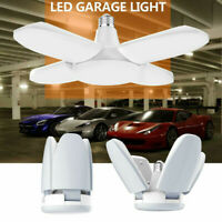 Universal Deformable Garage Lights LED E27 60W Ceiling Adjustable Shop Work Lamp
