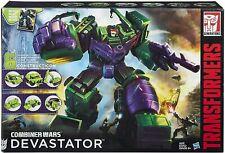Transformers Generations Combiner Wars Devastator Gift Box Set Bonus Decals