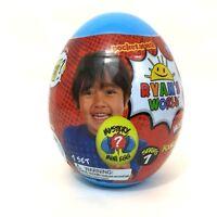 Ryan's World Mini Mystery Surprise Blue Egg Easter