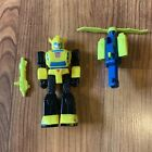 Vintage 1990 Transformers G1 Action Masters Bumblebee w/ Gun Weapon Complete