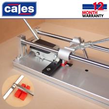 Tile Cutter Tilers Tiling Tool 600mm Breaker Dual Arm System