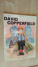 DAVID COPPERFIELD  Charles Dickens Europea 1967 Classica Mondiale F. Neri