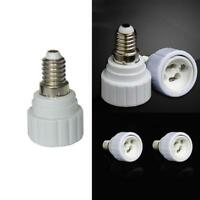 E14 to GU10 E27 Lamp Holder Light Bulb Socket Converter Adaptor-ly