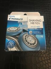 Philips Norelco SH70 Replacement Shaving Heads Series 7000 new. free shipping