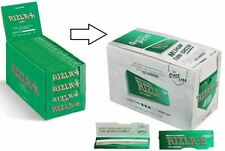 Rizla Green Cigarette Smoking Rolling Papers Regular Size 100% Genuine UK STOCK