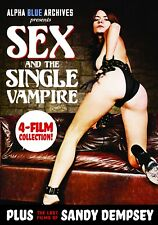 SEX AND THE SINGLE VAMPIRE & THE LOST FILMS OF SANDEY DEMPSEY--TRIPLE FEATURE