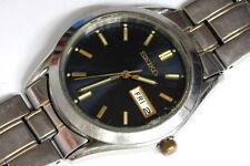 Seiko 7N43-9070 quartz mens watch for parts/restore - Serial nr. 621146