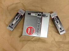 NGK 4306, LZTR5A-13, V-Power, Spark Plug, Set of 4