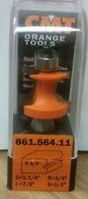 "CMT 861.564.11 Corner Beading Router Bit 1/2"" Shank 1/4"" Radius Carbide-Tipped"