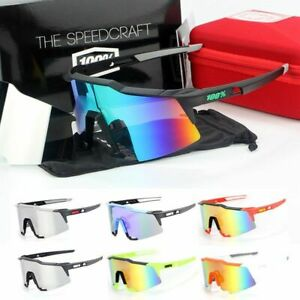 100% Cycling Goggles Eye Protection Glasses Sand Proof Outdoor Riding Glasses