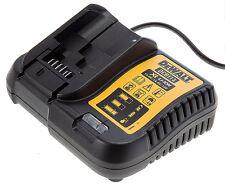 Chargeur DEWALT 230V pour batteries US XR li-ion 20V MAX et 12 MAX de 1,3 à 3Ah