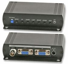 PRO SIGNAL - VGA to Video Converter with 1x VGA Socket to VGA & 1x BNC Socket
