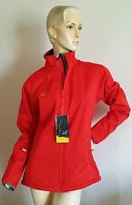 2117 of SWEDEN SAXNÄS Softshell-Jacke Jacket Outdoor Gr. M 38/ 40 rot NEU + OVP