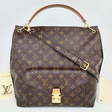 Louis Vuitton Metis Hobo in Monogram 2 way Shoulder bag M40781 (Authentic)