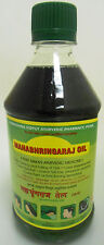 Mahabhringaraj PURE MAHA Ayurvedic Hair Oil Many Benefits USA SELLER FAST SHIP