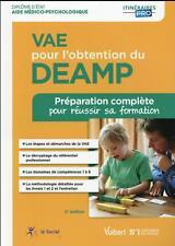 VAE pour l'obtention du DEAMP (3e édition) Taloc  Gwenaelle Occasion Livre