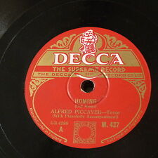 78rpm ALFRED PICCAVER homing / i hear you calling me