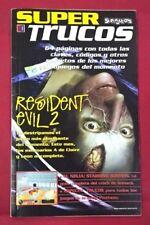Super Trucos 8 - Resident Evil 2 - USADO - BUEN ESTADO
