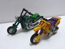 NEW RAY MOTO  MEGA Bikes 3 Inch (2 Pack)(3 CHOICES)