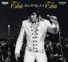 Elvis Presley - That's The Way It Is (Legacy Edition) (NEW 2 x CD)