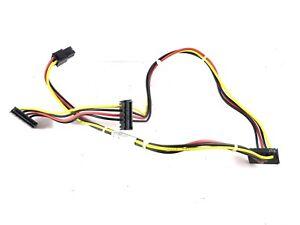 HP 611895-001 4000 Pro 8200 8300 Elite SFF 3X SATA Power Cable REF: F3