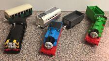 1993-2005 Gullane Tomy Trackmaster Thomas Henry Troublesome Mavis Train Lot