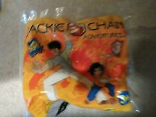 Jackie Chan Adventures Wendy's Kids Meal Toy 2002 Jackie & Jade figures