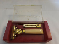 Old Vtg Collectible Eversharp-Schick Injector Razor Safety Razor In Original Box