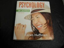 Psychology in Action by Karen Huffman (2011, Hardcover)
