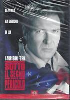 Dvd **SOTTO IL SEGNO DEL PERICOLO** con Harrison Ford nuovo sigillato 1994