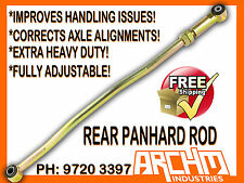 TOYOTA LANDCRUISER 80 SERIES REAR ADJUSTABLE PANHARD ROD - OD 30MM