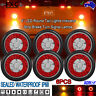 6X LED Trailer Lights Tail Lamp Stop Indicator 12V 24V ADR 4WD 4X4 UTE CARAVAN
