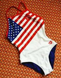 Team USA, Womens Swim Suit by Arena, Size - 32