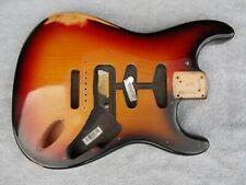 Fender Stratocaster Highway One Body - Burst - HSS - 2007 - NICE