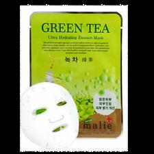 Malie GREEN TEA Ultra Hydrating Essence Mask Pack Korea Mask sheet