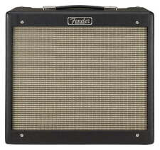FENDER BLUES JUNIOR IV black amplificatore VALVOLARE 15 WATT POTENTISSIMO,NUOVO.