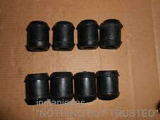 Genuine EPDM Shock Absorber Bush Kit Jeep Mahindra CJ3B CJ4 CJ340 CJ540 MM540
