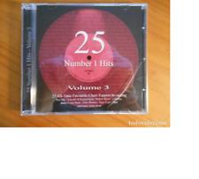CD 25 NUMBER 1 HITS - VOLUME 3 (1K)