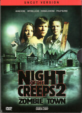 Night of the Creeps 2 , 100% uncut , new , Zombie Town , Anolis