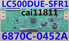 T-con Board 6870C-0452A LG LC500DUE-SFR1 LCD CONTROLLER  Logic Board 6870C0452A